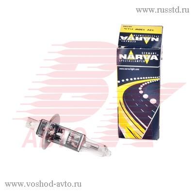 Галогенные лампы и наборы головного света для H1 12V-130W (P14, 5s) Rally - тип 48380