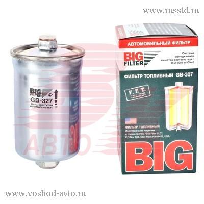 Фильтр топливный Г-(инж.) (резьба) BIG FILTER, Г-дв.406 GB 327