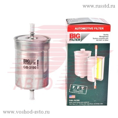 Фильтр топливный Г-(евроклипсы) GB 3190 GB 3190