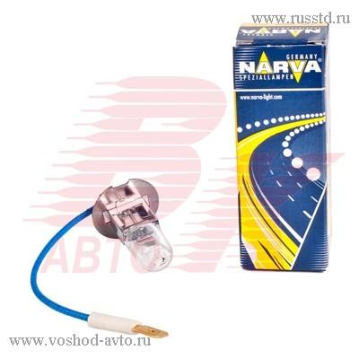 Галогенные лампы и наборы головного света для H3 12V-100W (PK22s) Rally - тип 48351