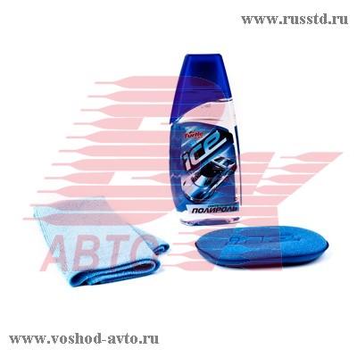 Полироль синтетический 500мл TW ICE WAX KIT FG6240 FG6240