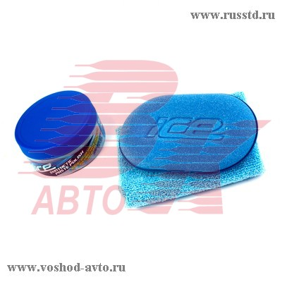 Полироль синий, паста 227мл TW ICE Syntetic Paste FG6241 FG6241
