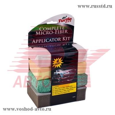 Аппликатор для нанесения защитых составов 4шт TW83X4 TW83X4
