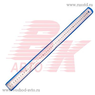 Линейка измерительная 500мм металлическая SPARTA 305085 305085