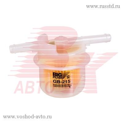 Фильтр топливный GB 215