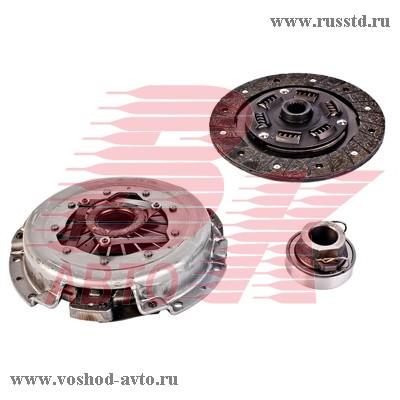 Пакет сцепления (корзина, диск, подш.) ВАЗ-2101-07 VIS 21070-1601000-00 / 21070160100000