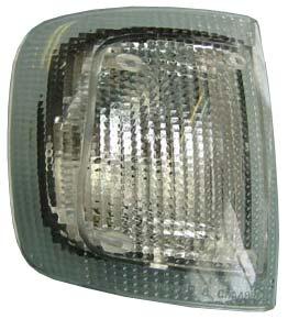Указатель поворота фары Г-31029, 3110, 3302(правый) белый () ОСВАР без лампы, 3512.3726-02