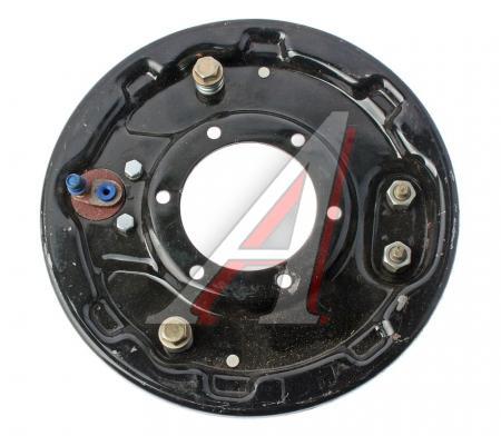 Опорный диск задних тормозных колодок УАЗ правый в сборе () 3741-3502010