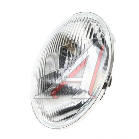Элемент оптический фары без подсветки (галоген) Г-53, ЗИЛ, УАЗ (Освар), 62.3711200-09