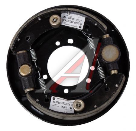 Тормоз центральный УАЗ - 3151, 3163 Patriot (Автодеталь Сервис), 3741-3507010