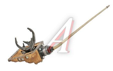Механизм перекл.КПП УАЗ-469 (4-ступ) в сб нов обр (крышка), 469-1702010-20