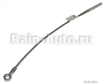 Трос ручного тормоза 2121 короткий ДААЗ 2121-3508068 / 21210350806800