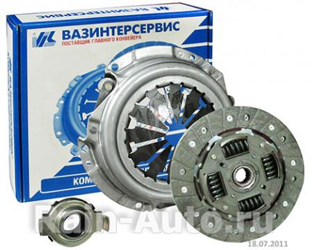 Комплект дисков сцепления 11183-1601000-00 / 11183160100000