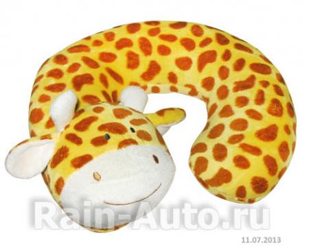 Подушка для шеи Жирафик 115610