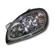 Фара головного света левая Г-31105 (внешний поворотник) (Рязань BOSCH) 676 512 059