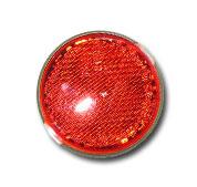 Красный круг. с болтом  А/М, АВТОБУСЫ, ПРИЦЕПЫ, ТРАКТОРА, , ФП 311-01