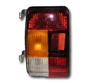 Рассеиватель заднего фонаря 2104 левый ДААЗ 2104-3716031 / 21040371603100