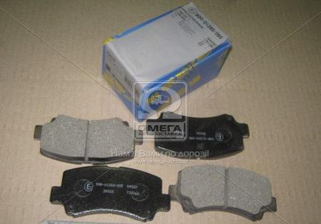 Колодки тормозные передние WAGON R+ D9026