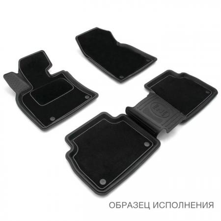 коврики в салон резинаNissan Sentra V 2012-, Nissan Tiida хэтчбек III C13R 2015- Трансформеры