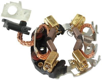 Щёткодержатель стартера (BSX175-176) Bosch Audi 80 / 100 / A6 1.8 / 2.0i 91 -> 135015