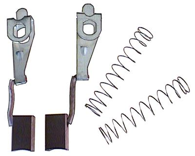 Щетки генератора Delco Remy 5x8x13, 2 12V Opel RX103F2