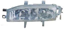 Фара лев. Honda Accord 92-93 217-1114L-LD-E