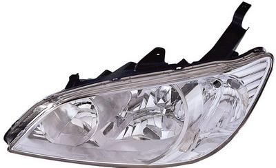 Фара л. электр. Honda Civic all 03 -> 217-1146L-LD-EM
