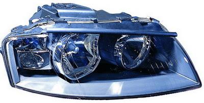 Фара прав.электр. Audi A3 all models 03 -> 441-1164R-LD-EM