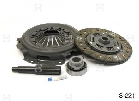 Пакет сцепления (корзина, диск, подшипник) ВАЗ-2121-21214 НИВА S221