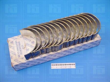 Вкладыши шатунные (комплект) (0, 25) ВК-13-1000104-ВР1
