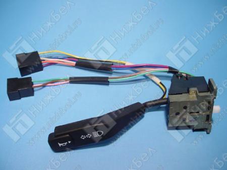 Переключатель поворотов и света Г-3302-3221 (Автоарматура) , 1102.3769000-02