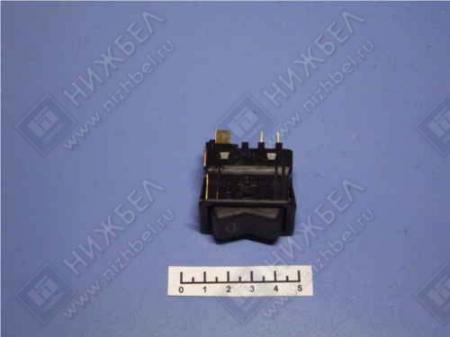 Переключатель (клавиша) ПАЗ омывания стекла 77-3709-02.30
