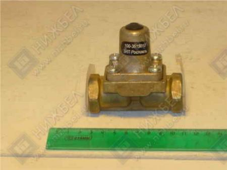 Клапан защитный одинарный ПАЗ-3205 Камаз Рославль, 100-3515010