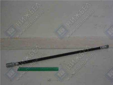 Шланг тормозной ЗИЛ-5301(Бычок) перед длинный (ДЗТА) 5301-3506060