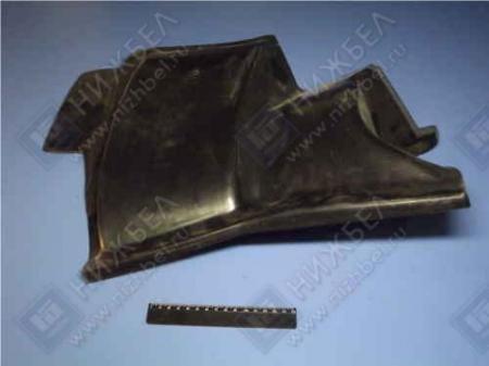 Щиток переднего крыла (подкрылок) Г-3310 плас прав, 33104-8403354