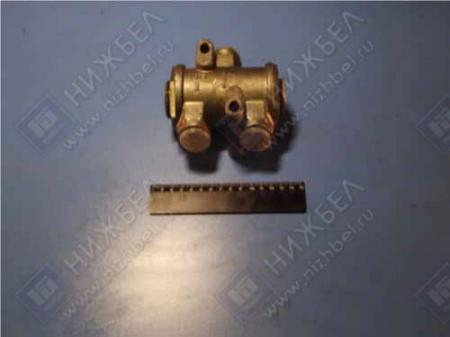 Клапан защитный двойной ПАЗ-3205, ЛИАЗ, Камаз, Маз Полтава, 100-3515110