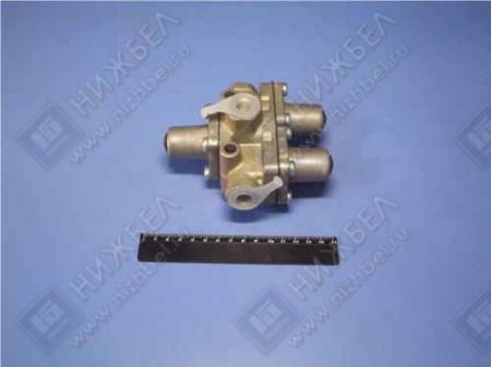 Клапан защитный тройной ПАЗ-3205  Рославль, 100-3515210