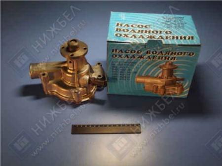 Насос водяной УАЗ-421 с штуцером Апогей (Ульяновск), 421-1307010-95
