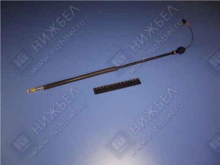 Трос газа Г-3310 в сб (тяга акселератора), 33104-1108050