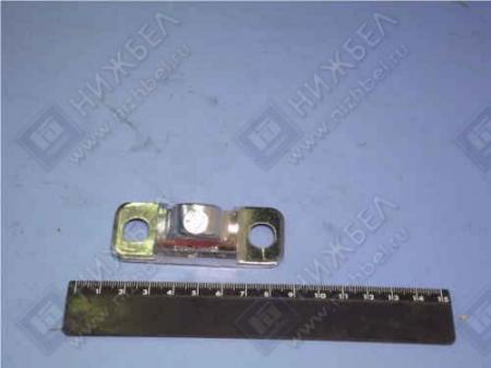 Фиксатор замка багажника 2102, 04, 21, 213 ДААЗ, 2102-6306122 / 21020630612200