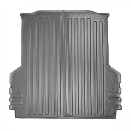 Коврик багажника (п / у) Volkswagen Amarok (2010) {цвет-бежевый}