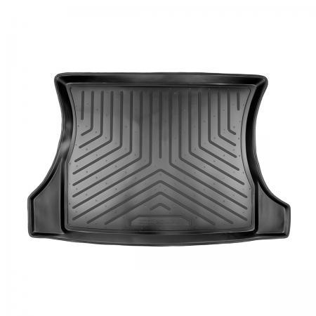 Коврик багажника (полиуретан) Volkswagen Golf III (1993-1999) {Серый}