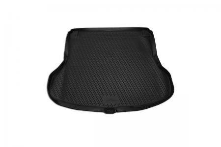 Коврик в багажник NISSAN Tiida 2004-2015, сед. (полиуретан)