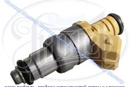 Форсунка топливная SIEMENS VDO Г-3110 406-409, УМЗ-4216 Евро-2, 3 DEKA 1D ZMZ6354 406-1132711-02