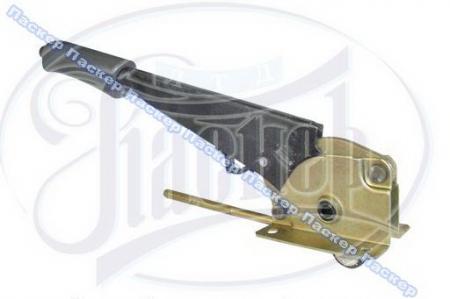 Рычаг ручного привода тормоза с тягой в сборе 21100-3508010-00 / 21100350801000