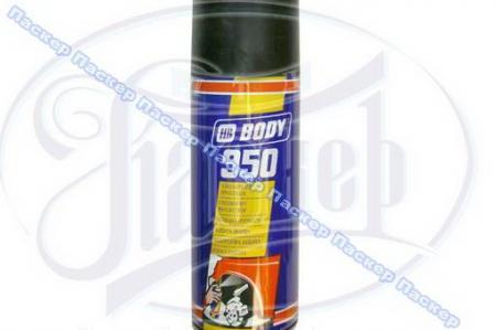 Антикоррозийное покрытие Антигравий Body 950 400мл черный аэрозоль 44-014
