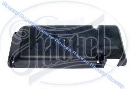 Защита заднего фонаря 2105 (пласт) правая (внутренняя) ДААЗ, 2105-3716014 / 21050371601400