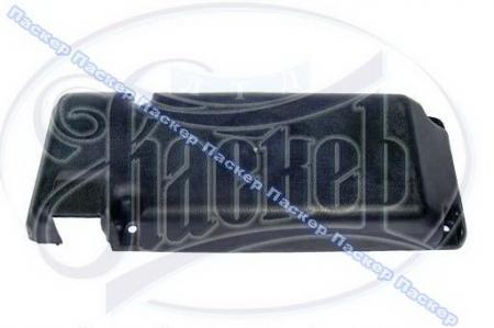 Защита заднего фонаря 2105 (пласт) левая (внутренняя) ДААЗ, 2105-3716015 / 21050371601500