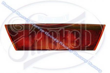 Катафот крышки багажника 2115 ДААЗ, 2115-8212512 / 21150821251200