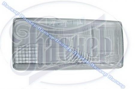Стекло фары 391.3711201 (лев.) ВАЗ 2105, ВАЗ 2104, ВАЗ 2107, , 391.3711-201